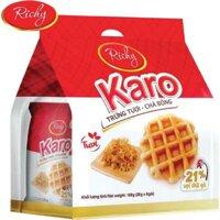Bánh Karo trứng tươi chà bông 26g