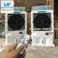 Bảo hành 24 Tháng Quạt điều hòa quạt hơi nước công nghiệp JF80A 650W 100 lít