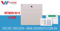 Báo trộm trung tâm NETWORX NX-8 16 Zone