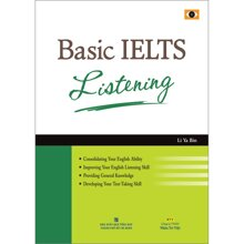 Basic IELTS listening - Li Ya Bin (Kèm 1 CD)