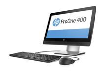 Máy tính All in one HP ProOne 400 G2 AiO Non Touch L3N68AV - core i3 6100 ,3.7GHz, GB DDR4, 1TB HDD, 20 inch