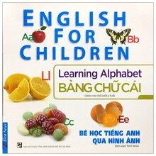 Bé Học Tiếng Anh Qua Hình Ảnh - Bảng Chữ Cái