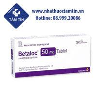 Betaloc 50mg