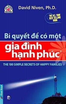Bí quyết để có một gia đình hạnh phúc - David Niven, Ph.D.