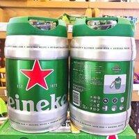 Bia Bom Heineken Hà Lan 5L