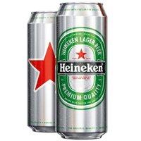 Bia Heineken (Lon cao)