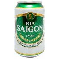 Bia Sài Gòn thùng 24 lon