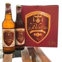 Bia Steiger Palatin hộp quai xách ( 8 lon / xách)