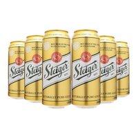 Bia tiệp steiger vàng 500ml - 12 độ 24 lon
