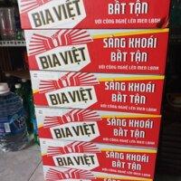 bia Việt cùng hãng ken và tiger