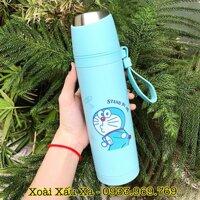 Binh giu nhiet Doraemon