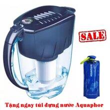 Bình lọc nước có đồng hồ cơ Aquaphor Prestige 2.8L