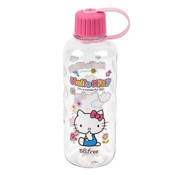 Bình Nước Bằng Nhựa Hello Kitty Wonderful - Lock&Lock - LKT643W - 700Ml