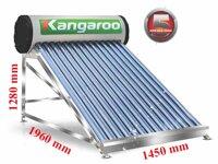 Bình nước nóng năng lượng mặt trời Kangaroo 160L DI1616