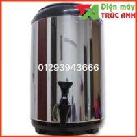 Bình ủ trà 10L có mặt đo nhiệt / không có mặt đo nhiệt