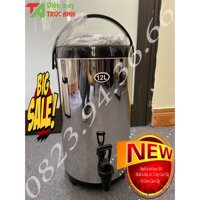 Bình ủ trà 10l không/có mặt nhiệt độ