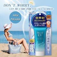 Biore Kem chống nắng Biore UV Aqua Không thấm nước  Tinh chất giàu nước SPF 50+ PA +++