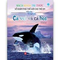 BKTT về khám phá TG cho TE BC - Các voi và cá heo