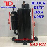 Block điều hòa 1HP 9000BTU hàng mới bầu bé dùng cho R22