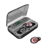 Bluetooth Earphone Stereo Earbuds Headphone Waterproof with Charging Box for Phone