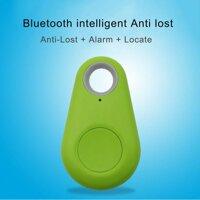 Bm Mini Thông Minh Bluetooth Chống Nước Đồng Hồ Định Vị GPS Cho Thú Cưng Chó Mèo Phím Ví Túi Trẻ Em