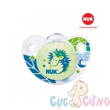 Bộ 2 ty giả silicone Nuk Night/Day 0-6M NU48149