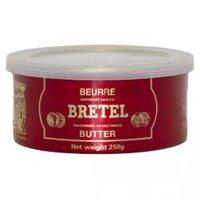 Bơ Bretel Butter hộp 250g của Pháp (bơ mặn)