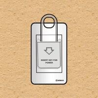 Bộ chìa khóa ngắt điện 20A có đèn báo - chìa khoa kiểu B - SCKT+SKTB