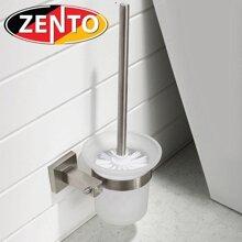 Bộ chổi cọ kệ đỡ toilet inox304 Zento HC1271