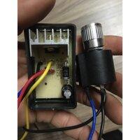 Bộ điều chỉnh tốc độ máy bơm mini 12V 120W