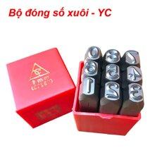 Bộ đóng số xuôi YC-602-2.0 (2mm)