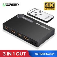 Bộ gộp HDMI 3 in 1 Ugreen 40234
