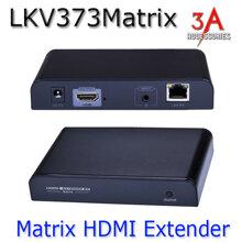 Bộ khuếch đại HDMI 120m LKV373 Matrix