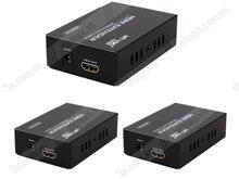 Bộ khuếch đại HDMI 200M qua cáp mạng MT - ED102