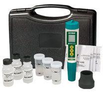 Bộ Kit đo pH, độ dẫn điện Extech EC510