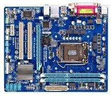 Bo mạch chủ (Mainboard) Gigabyte GA-H61M-S2PV (rev 1.0) - Socket 1155, Intel H61, 2 x DIMM, Max 16GB, DDR3