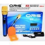 Bộ Micro không dây ORIS K8 (1mic)