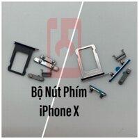 Bộ Nút Phím iPhone X