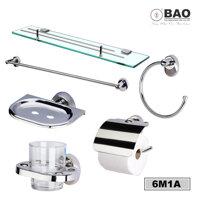 Bộ phụ kiện phòng tắm 6 món 6M1A