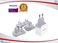 Bo sac du lich Philips DLP2220 tich hop 2 cong USB