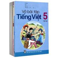 Bộ Sách Giáo Khoa Lớp 5 - Sách Bài Tập (Bộ 11 Cuốn)