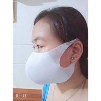 (Bỏ sỉ)Khẩu trang y tế 2 lớp chống bụi chống khuẩn, chống nắng siêu hot Mã TF1603150