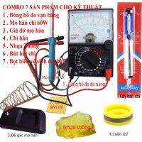 Bộ số 5 - bộ đồ nghề sửa chữa điện tửsửa chữa điện thoại