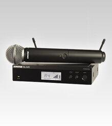 Micro không dây Shure BLX24R/SM58