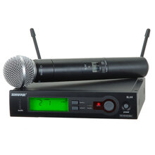Bộ micro không dây Shure SLX24/SM58