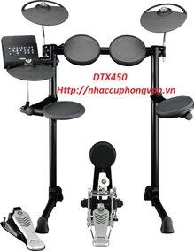 Bộ trống điện tử Yamaha DTX450K (DTX-450K)