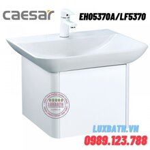 Chậu lavabo và tủ treo Caesar LF5370-EH05370A