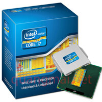 Bo vi xu ly Core™ I7-6700 –  3.4 GHz