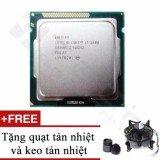 Bộ vi xử lý Intel Core i7 2600 3.40GHz(up to 3.8GHz 4 lõi 8 luồng) Bus 1066/1333MHz Cache 8MB - Kèm Quạt + Tặng Keo Tản Nhiệt.
