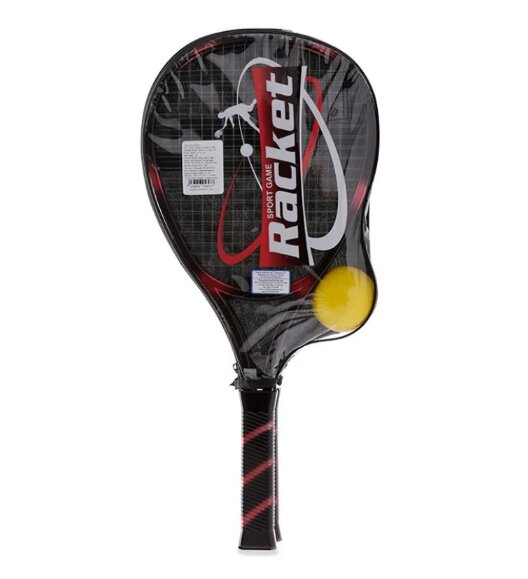 Bộ Vợt lưới tennis và banh lông 802-A12